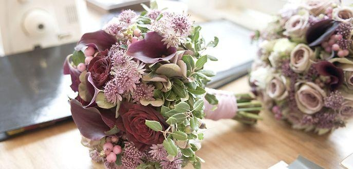 Wedding Flowers by Zita Elza Flowers
